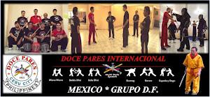 DOCE PARES ESKRIMA MÉXICO