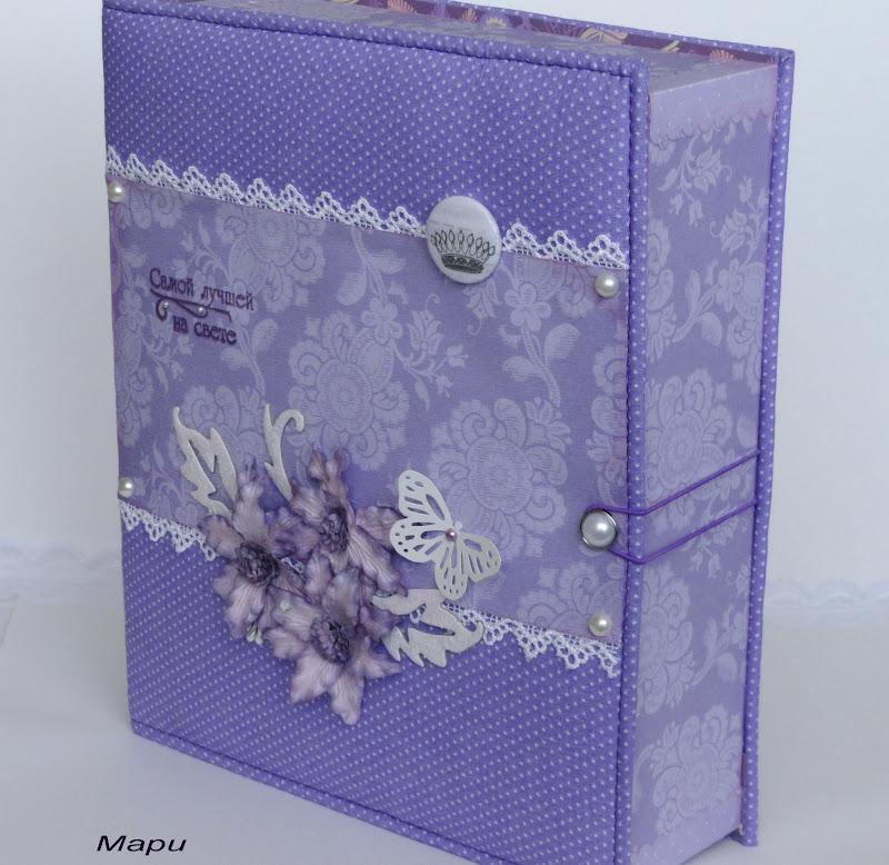 Мастер-класс подарочная коробочка своими руками