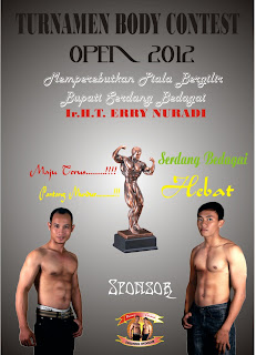 Body Contest SERGAI dunialombaku.blogspot.com