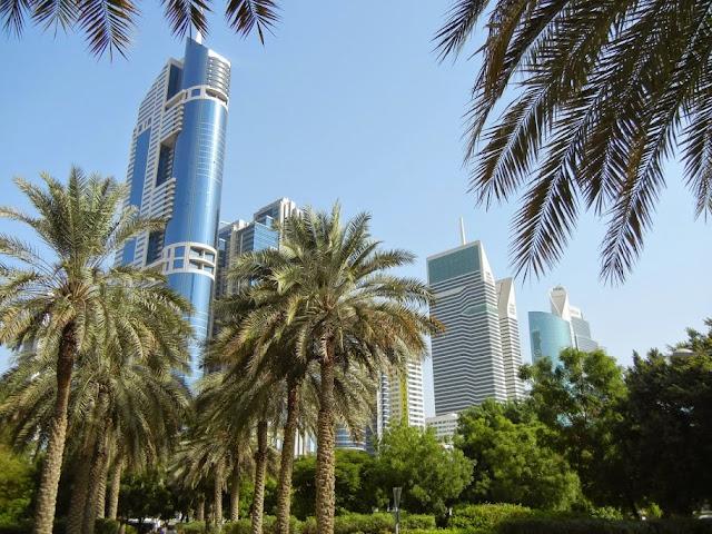 Potovanje v Dubaj