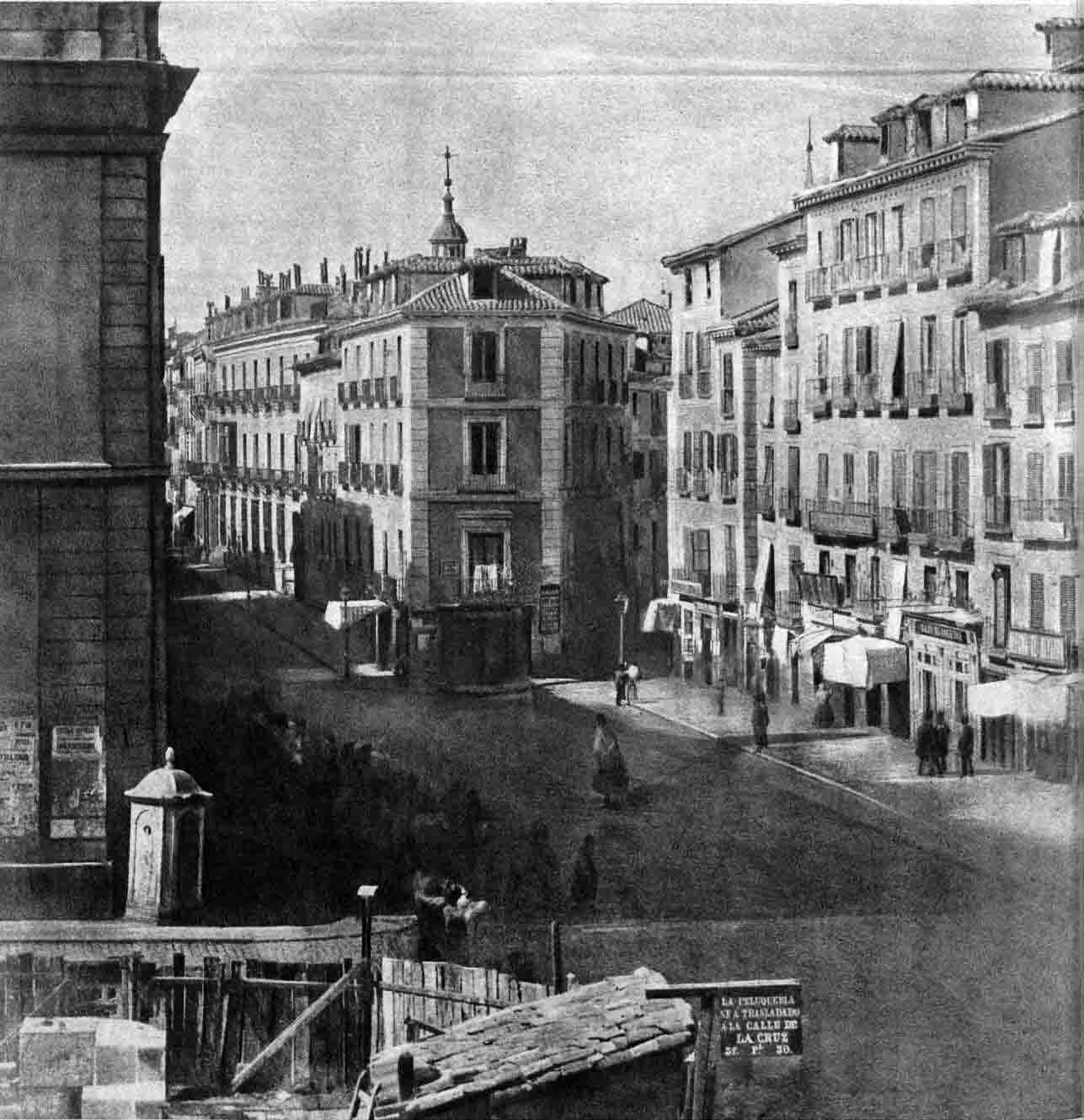 Por las calles de madrid la historia de la puerta del sol for Puerta del sol 9 madrid