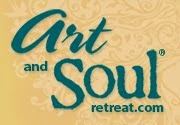 I AM TEACHING AT ART & SOUL 2014
