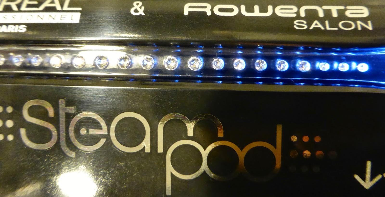 Le Steampod SWAROVSKI est orné de Swarovski éléments, en série très limitée au Studio 54 à Montpellier.