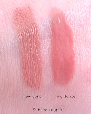 red apple lipstick swatches - the beauty puff