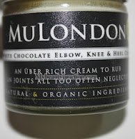MuLondon White chocolate elbow knee cream