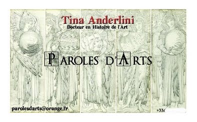 Paroles d'Arts, Tina Anderlini