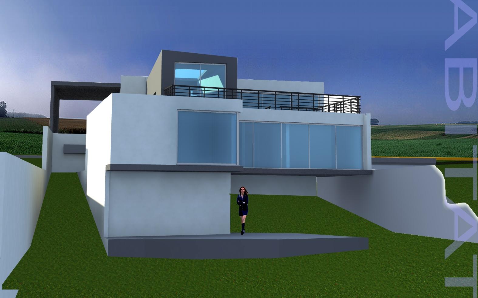 Spaci0 entorno habitar proyecto de casa habitacion con - Proyectos de casa ...