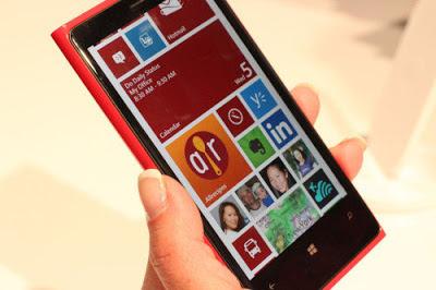 Nokia Lumia 920 - tecnogeek.es