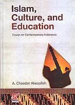 toko buku rahma: buku ISLAM, CULTURE, AND EDUCATION , pengarang chaedar alwasilah, penerbit rosda