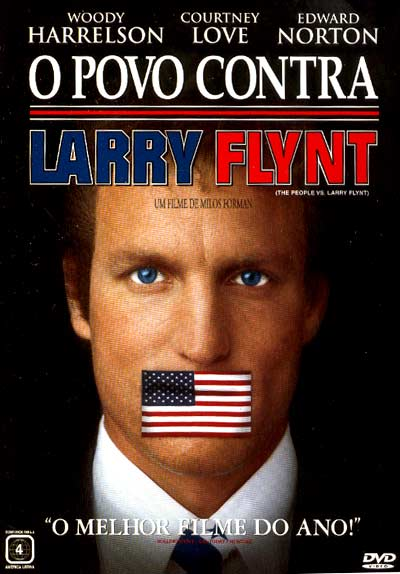 O Povo Contra Larry Flynt – Dublado (1996)