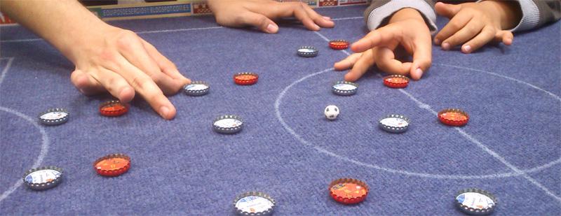 juego de las chapas: