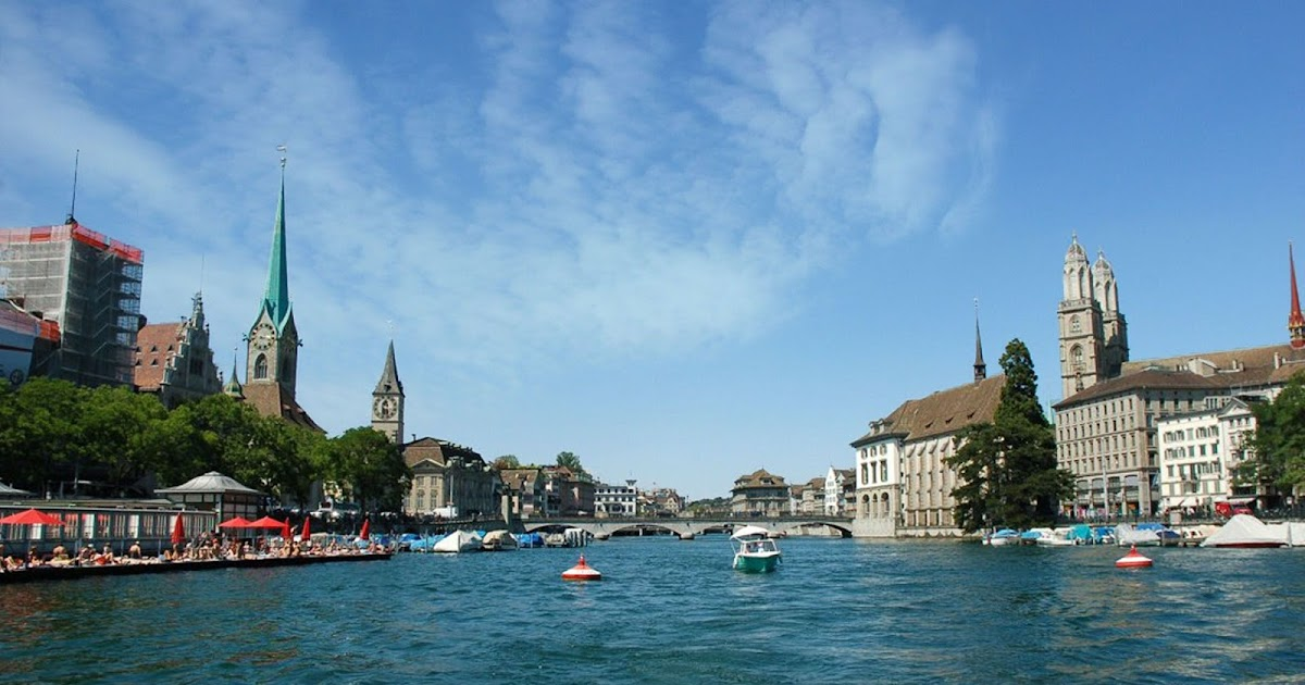World Beautifull Places Zurich Switzerland