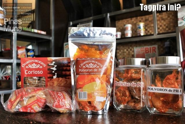 Delicacies from Catbalogan City, Samar