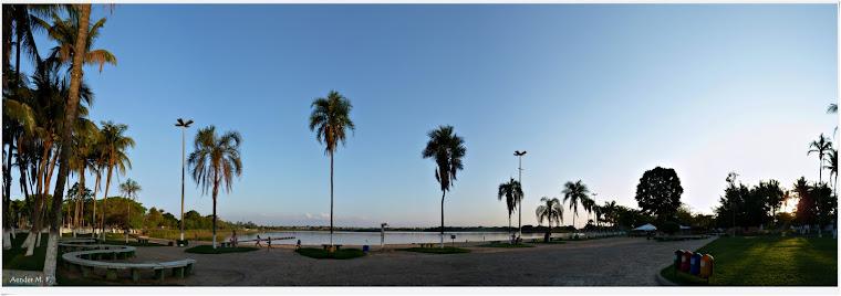 Praia Municipal Lagoa da Prata
