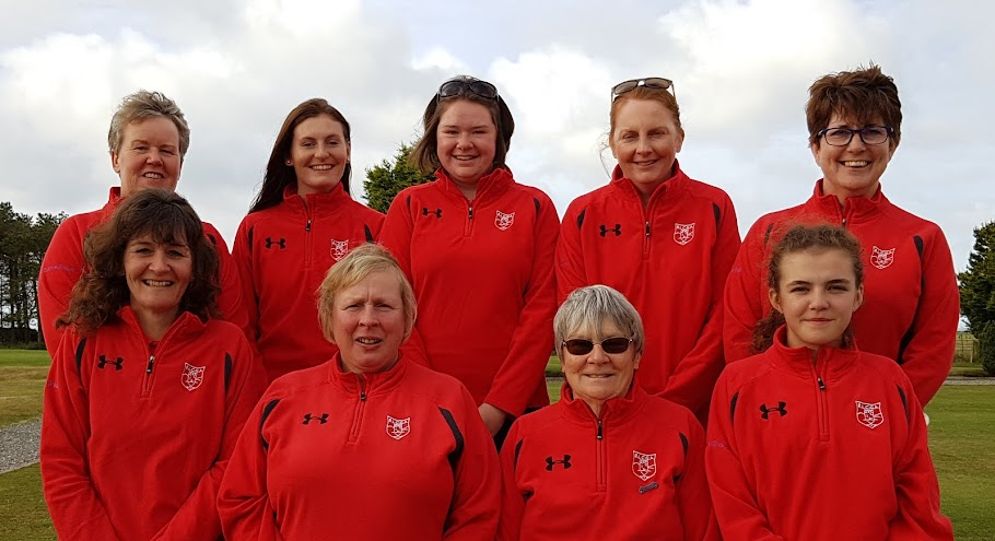 BORDER LADIES COUNTY GOLF ASSOCIATION