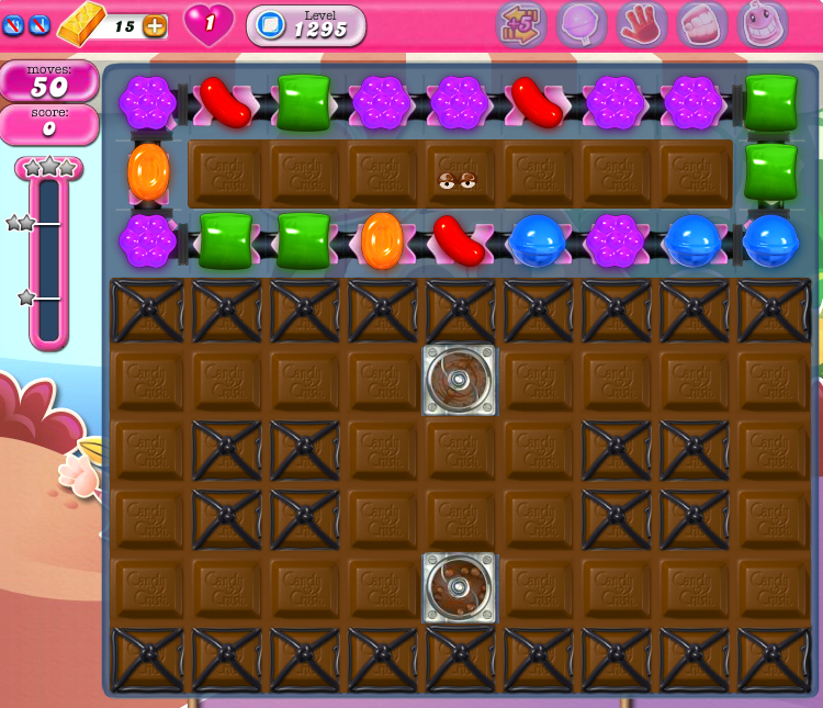 Candy Crush Saga 1295