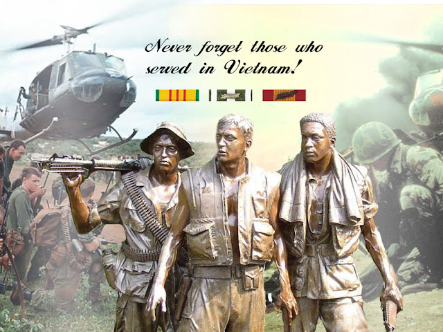Vietnam veterans benefits