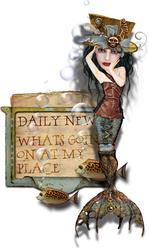 daily blog .... click on mermaid