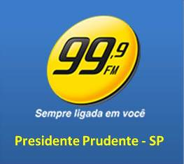 Rádio 99 FM de Presidente Prudente SP ao vivo