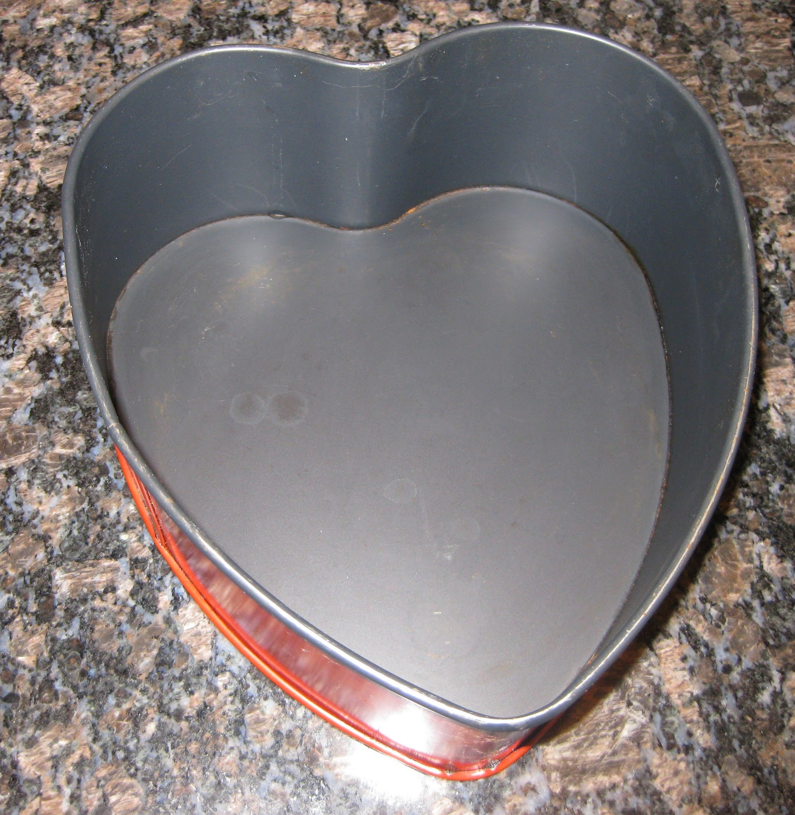 Heart Shaped Cake Tins : Grandma Abson s Traditional Baking: Something for your ...