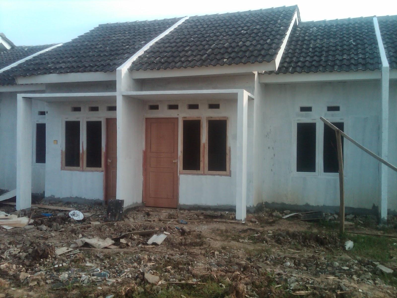 14 UNIT PROMO Rumah Subsidi Bebas Banjir Di Bekasi Laris Terjual
