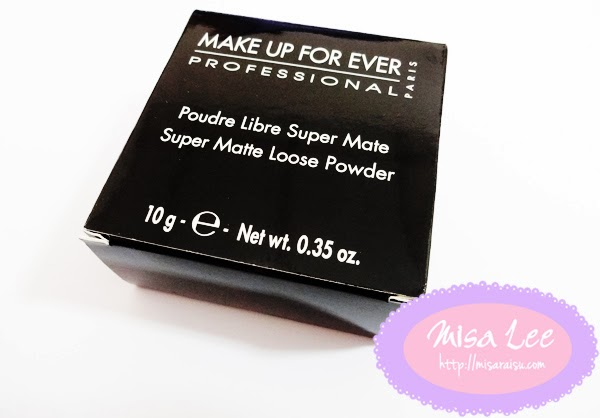 makeup forever matte powder