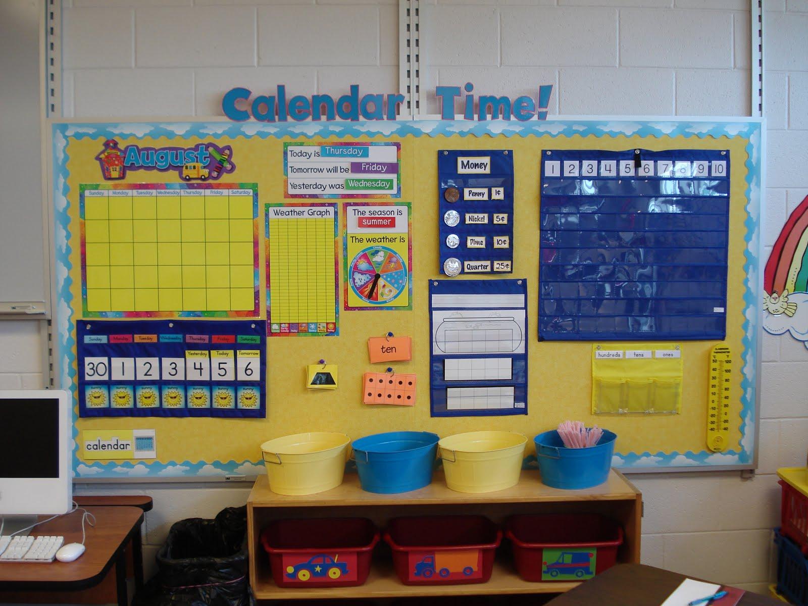 Winters Kinderland Classroom Pictures