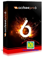 Free Download ACDSee Pro v6.2 Build 212 (x86/x64) Full Version + Serial Number