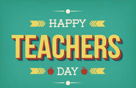 Happy Teachers Day celebrated