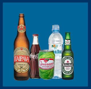 qual a bebida mais consumida