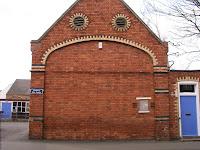 Brick Building
