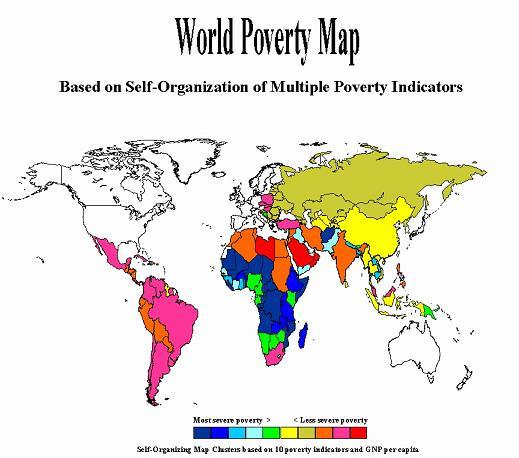 10 paises mas pobres: