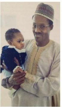 Photos: General Buhari's beautiful daughter, Safina Buhari