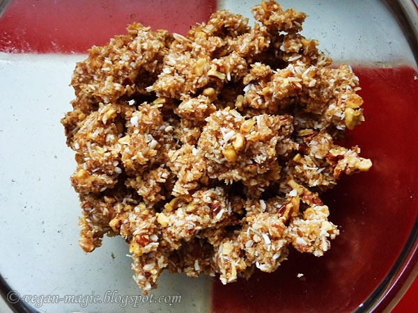 Crunchy Sticky Bites Mixture