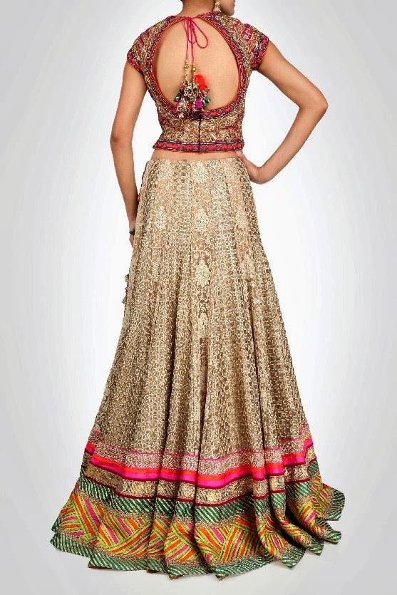 Exclusive Designer Lehengas For Bridal Indian Bridal