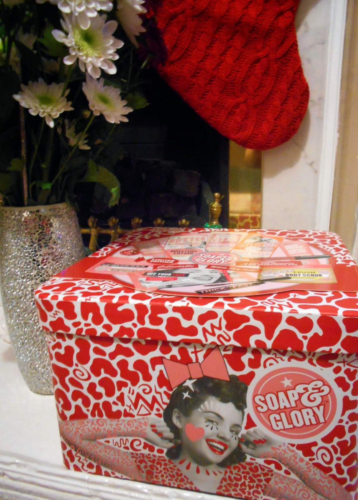 Soap & Glory - The Next Big Thing