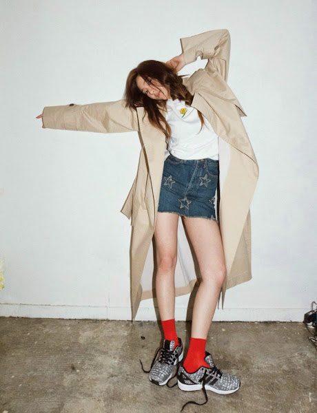 Krystal Dazed & Confused April 2015