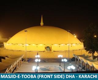 foto masjid tooba