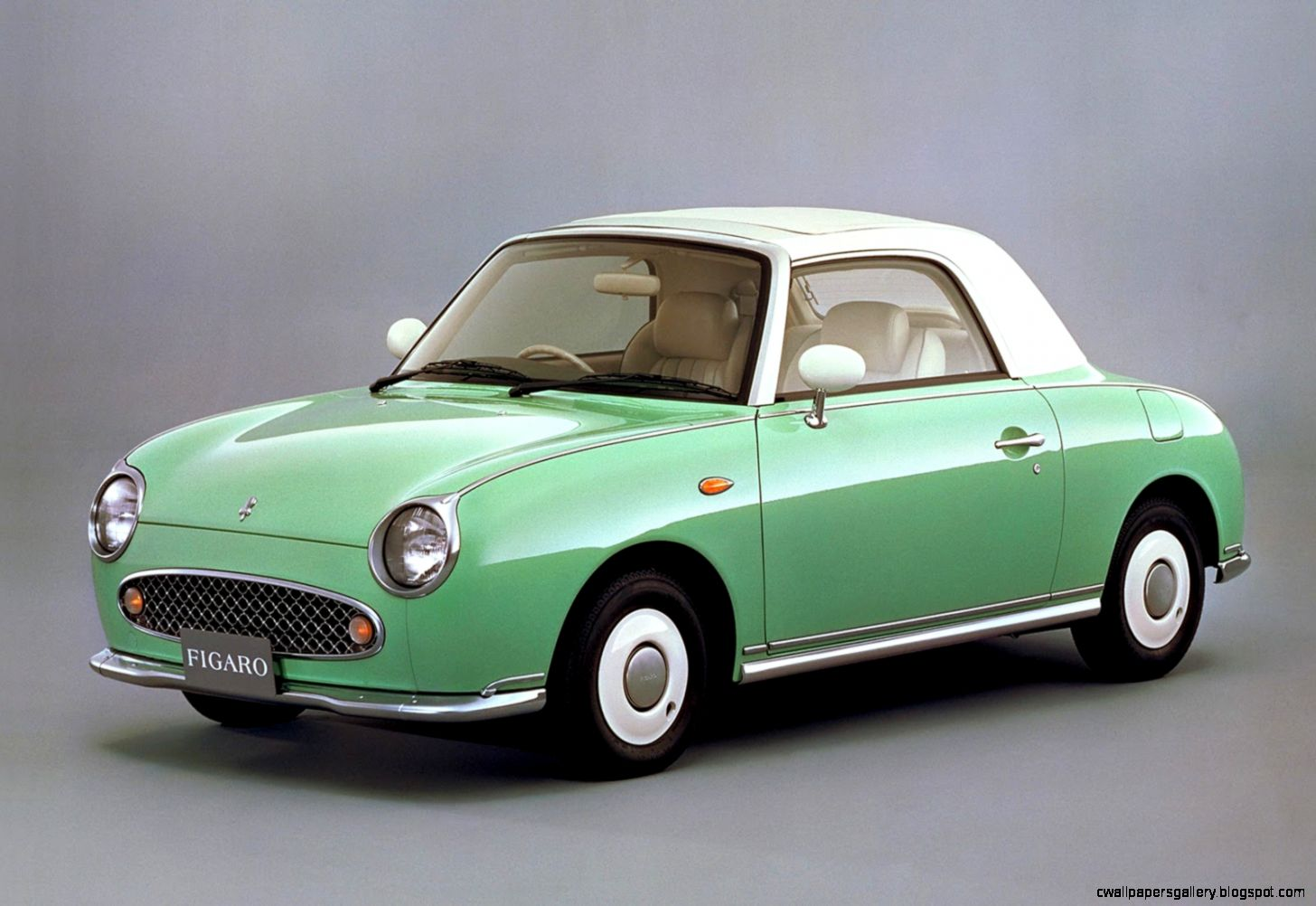 Nissan Figaro 1989 Japanese Classic Car images and Review  LUXURY