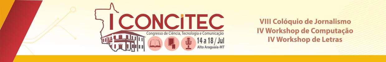 Concitec.Unemat Evento dos cursos da Unemat – Campus de Alto Araguaia