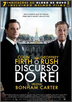 Download - O Discurso do Rei DVDRip - AVI - Dual Áudio