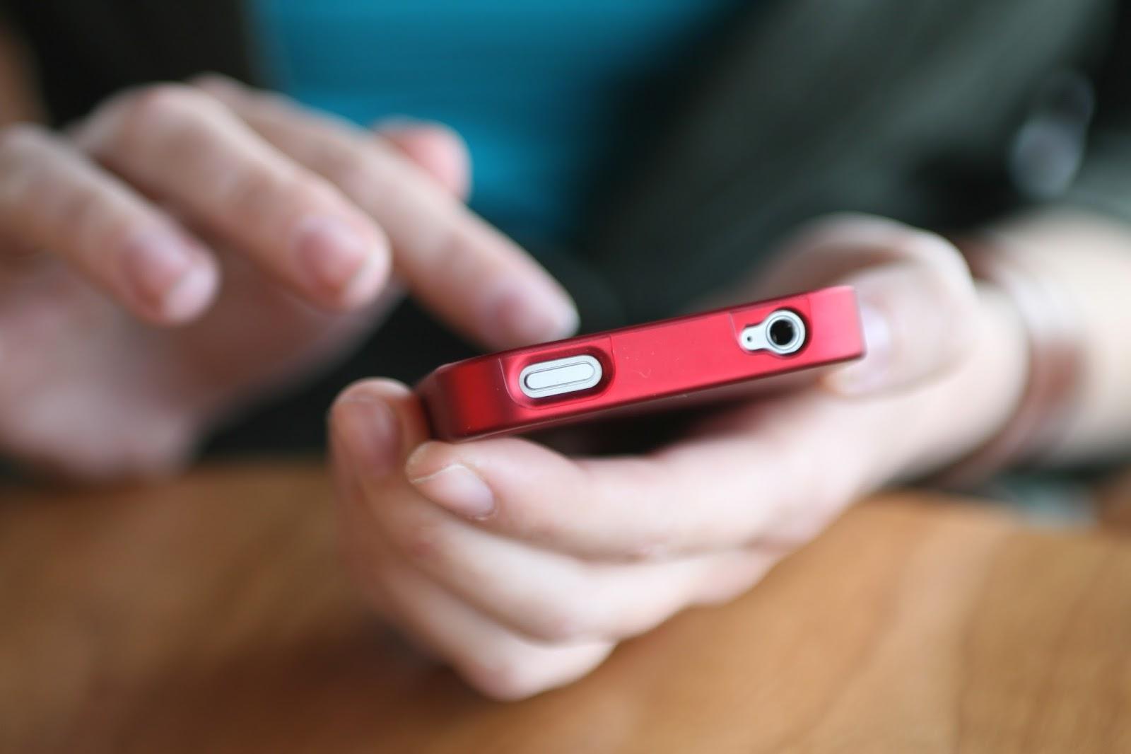 Smartphone Ini Mah Gitu Orangnya