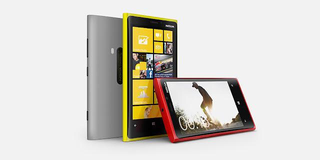 Spesifikasi dan Harga Nokia Lumia 920 - Info Harga HP terbaru