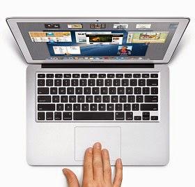 Harga Laptop Apple Bulan September 2014