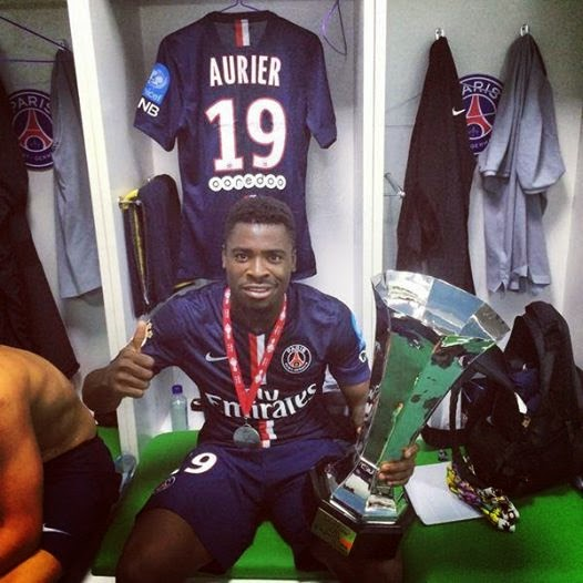 Serge Aurier Photos Et Images De Collection: Référence14Sport: France (Ligue 1) : Plus De 205