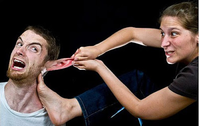 Man vs Woman a photoshoped story (8 picture)/Amazing Images