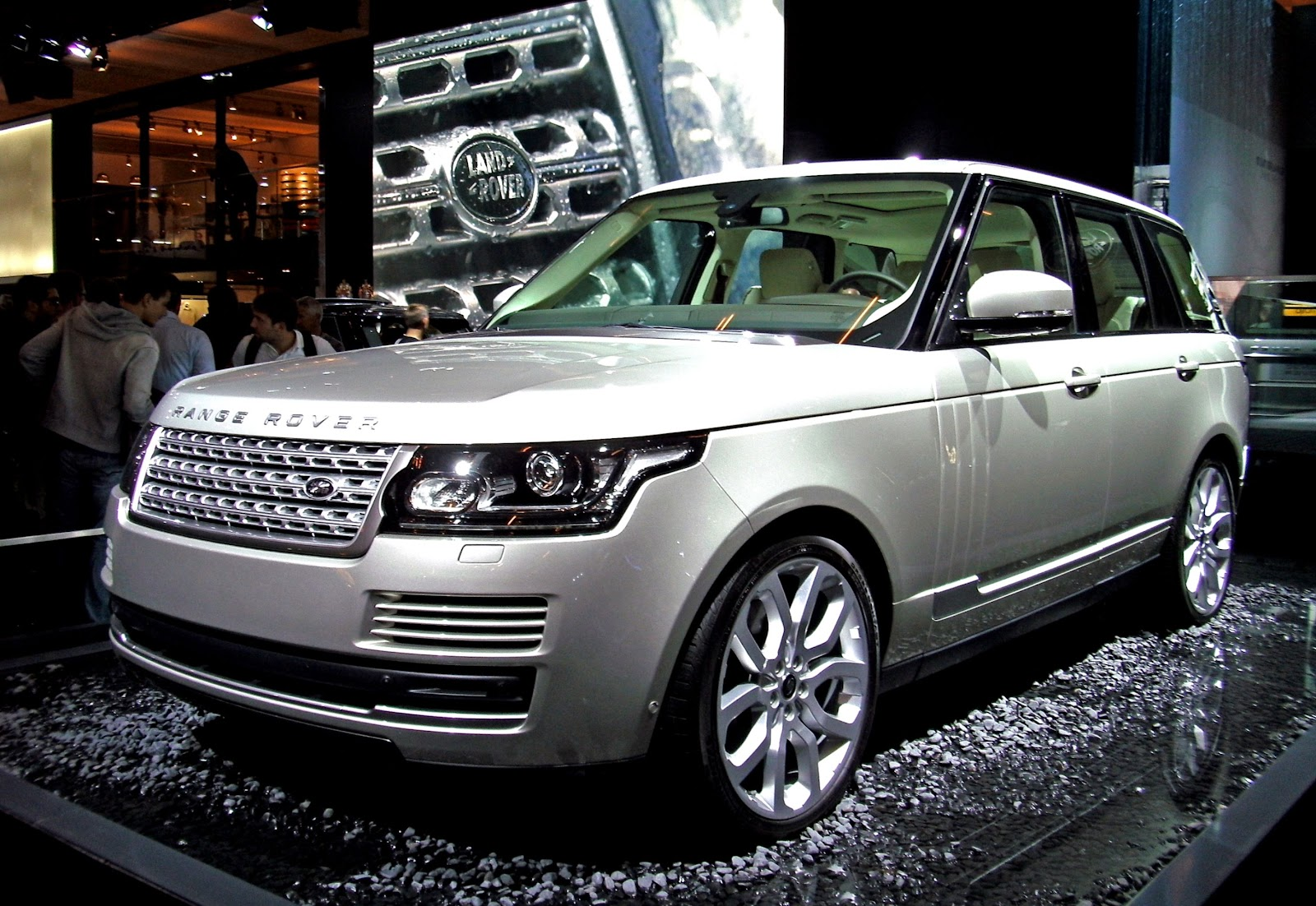 Range Rover 4th Generation