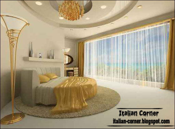 Modern italian bedroom designs ideas decorations for Luxury modern bedroom