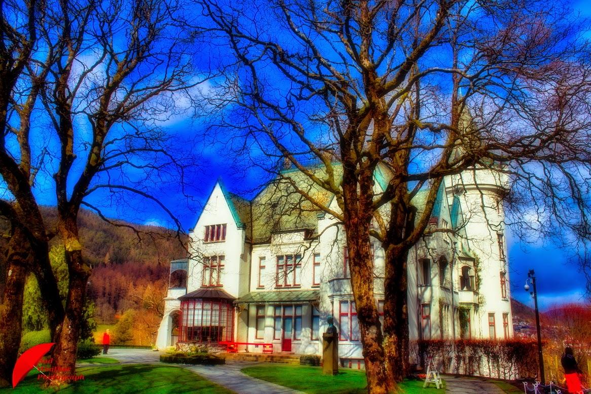 Bergen, Gamlehaugen