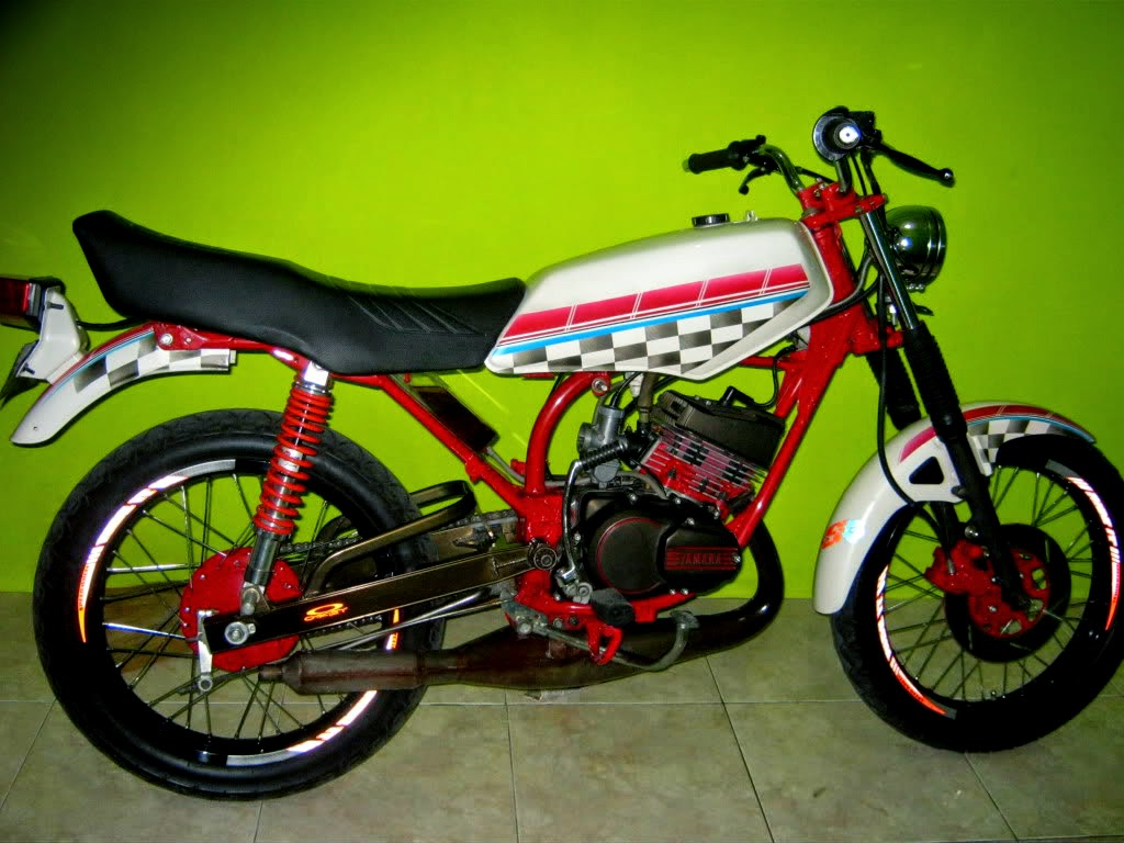 tips modifikasi motor rx king